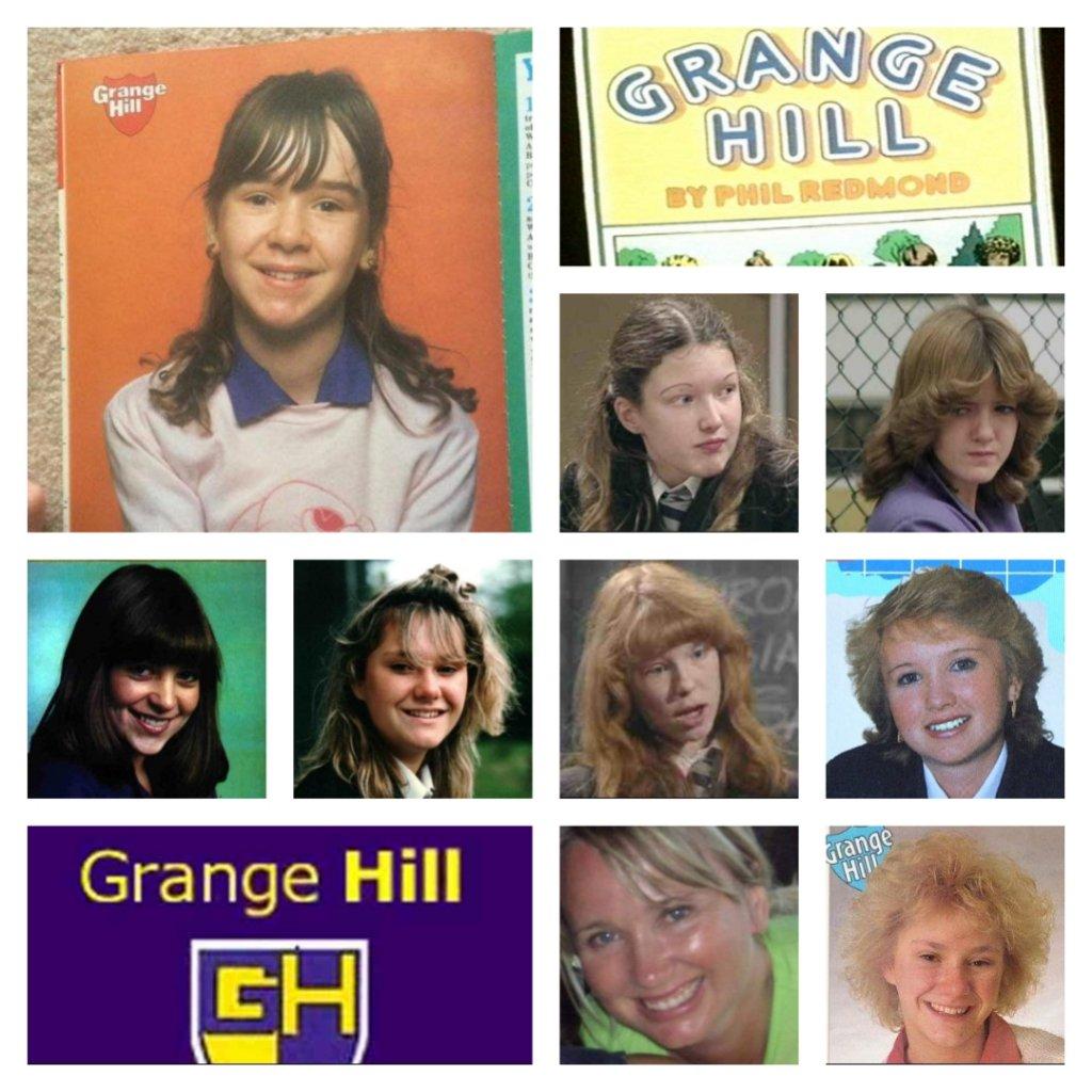 Grange hill babes