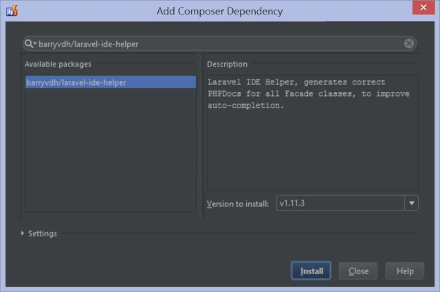How to setup PhpStorm for Laravel Laravel php phpstorm plugin tutorial