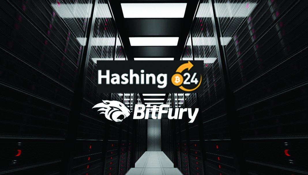 Start amazing bitcoin mining with hashing24