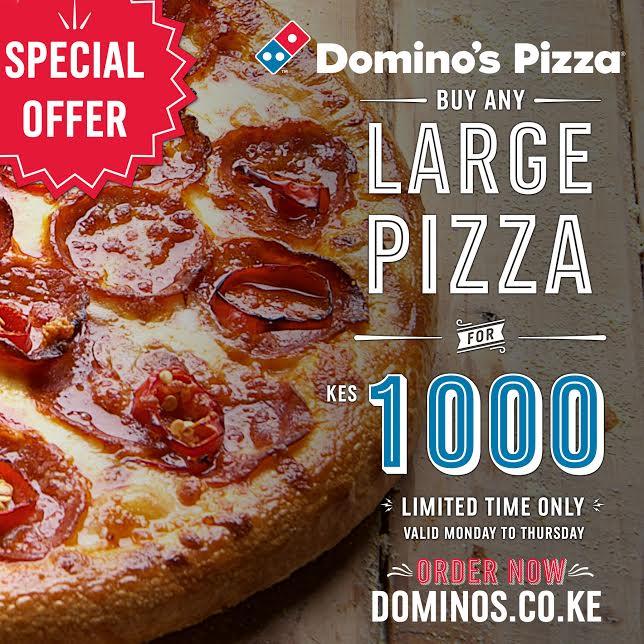 Domino's Pizza Kenya (@dominosKenya) | Twitter