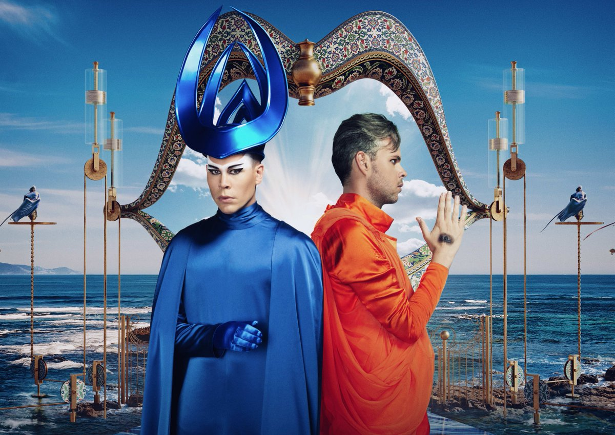 Empire Of The Sun On Twitter On Their Third Lp Two Vines