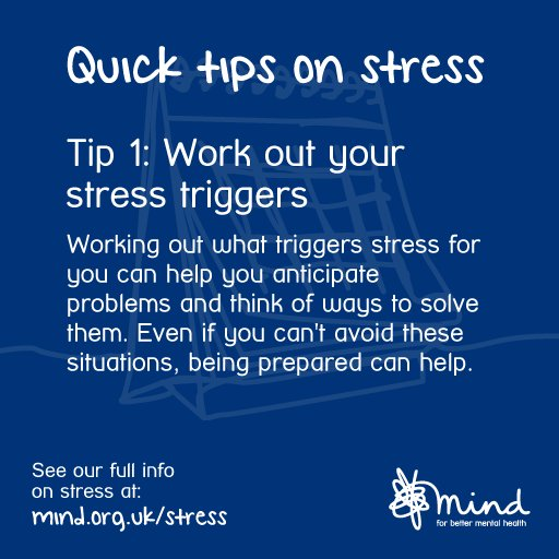 Today is #NationalStressAwarenessDay. Please share #NSAD > https://t.co/iBK1uowIFi https://t.co/W0ZhxB7k5C