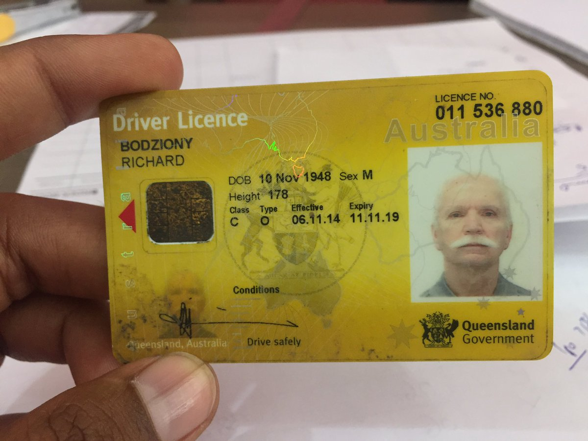Buy Australian Drivers License