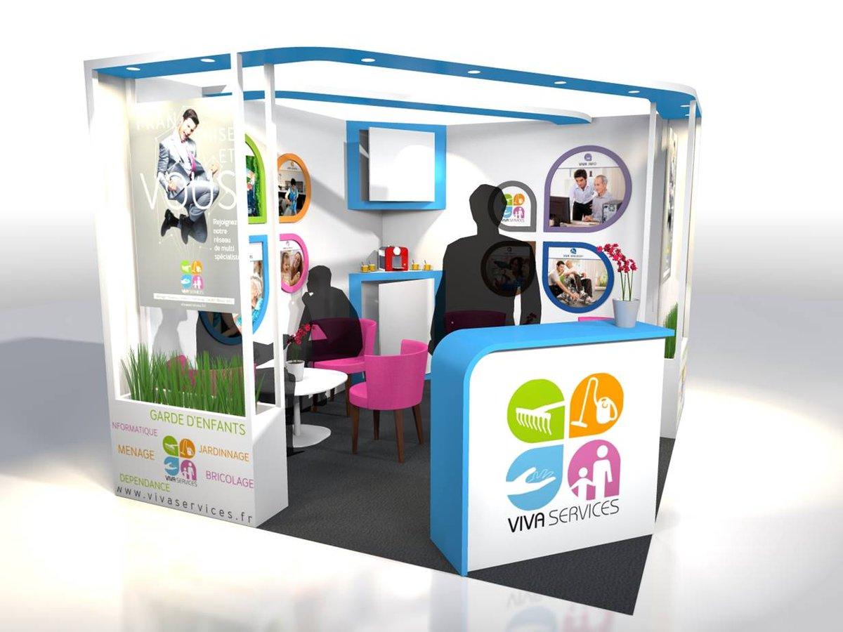 Soci t vivaservices vivaservices twitter for Salon virtuel de la franchise