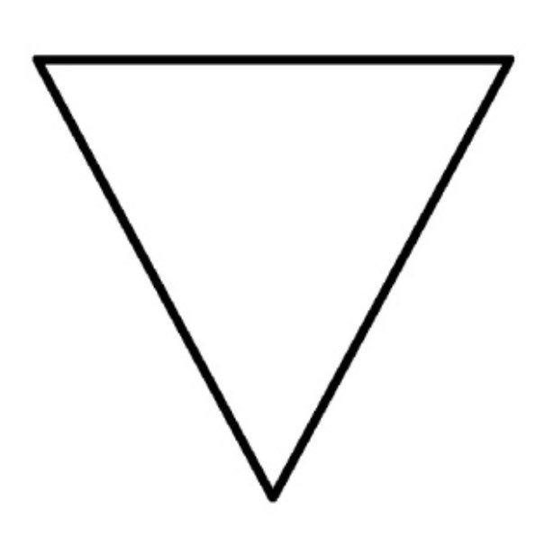 Andrew King On Twitter The Inverted Triangle Is An Ancient Symbol