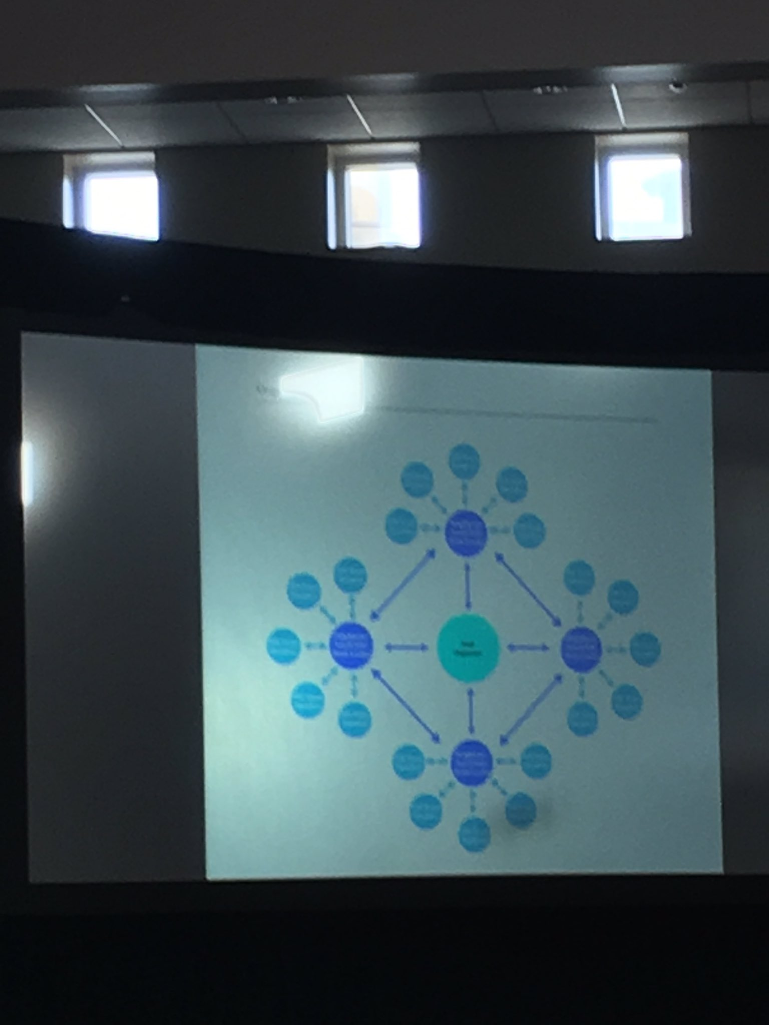 Snowflake model for the Obama campaign for communication--how can we become networked organizers in museums? #MCN2016 https://t.co/far7ScMgMg