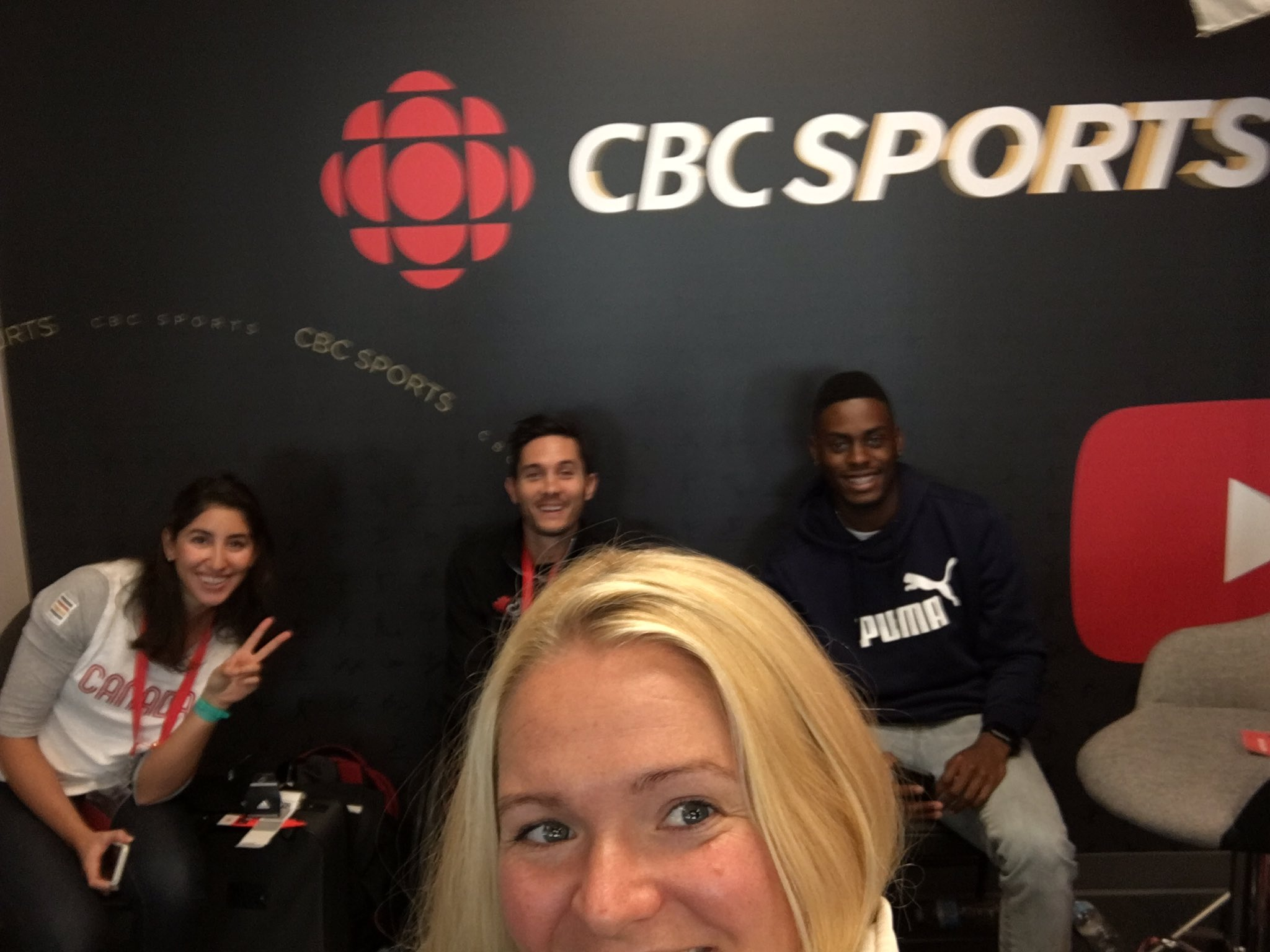 CBC Sports, Bring Your Kids to Work Day