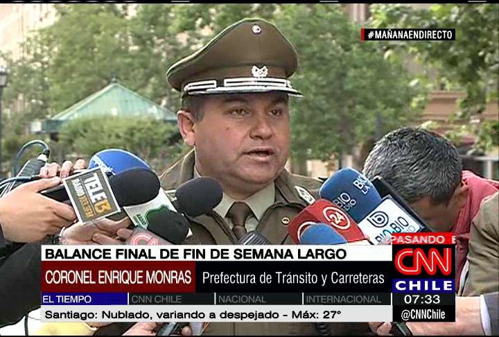 Coronel Enriqu: Coronel Enrique Monras: Todas Las Noticias De última Hora