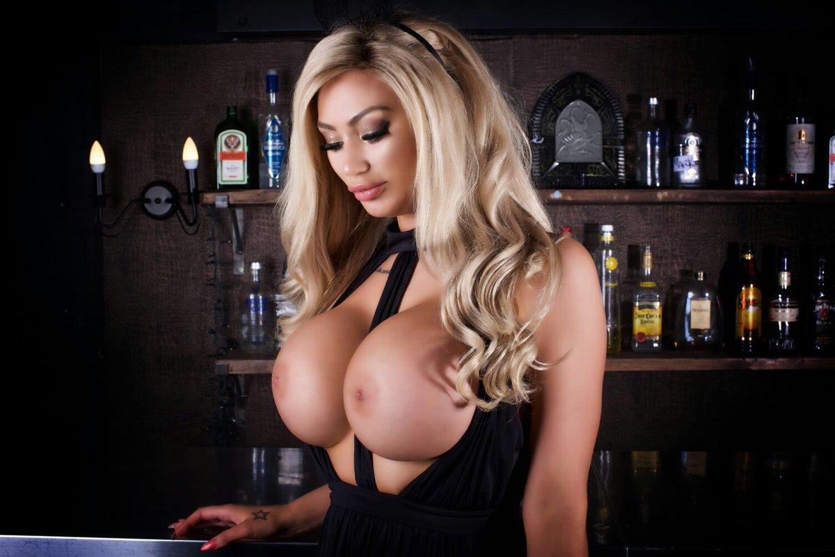 Audra boob photo vegas