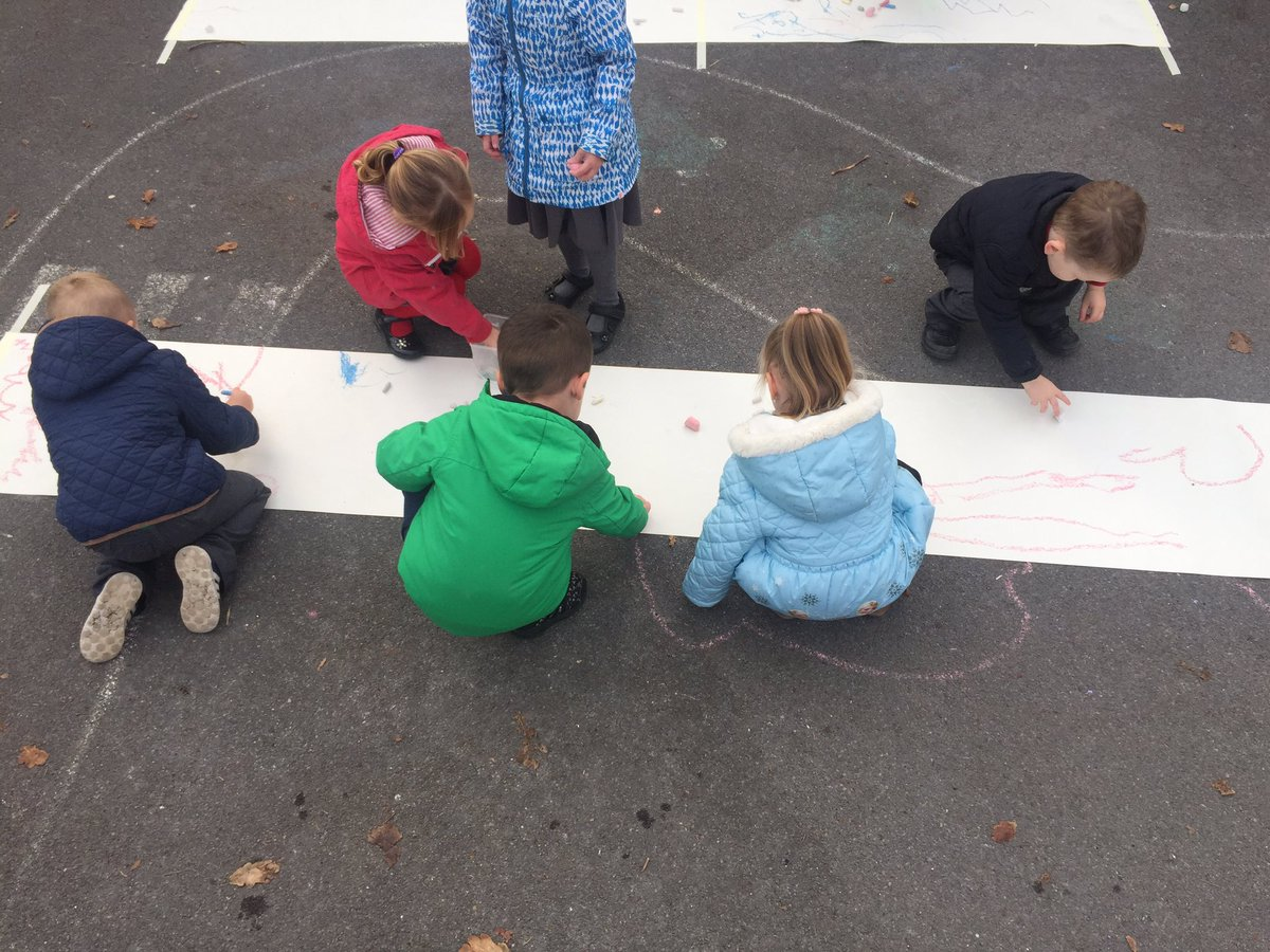 Penclawdd primary on twitter nursery children drawing rangoli patterns to celebrate diwali pcwre pcwout pcwexp