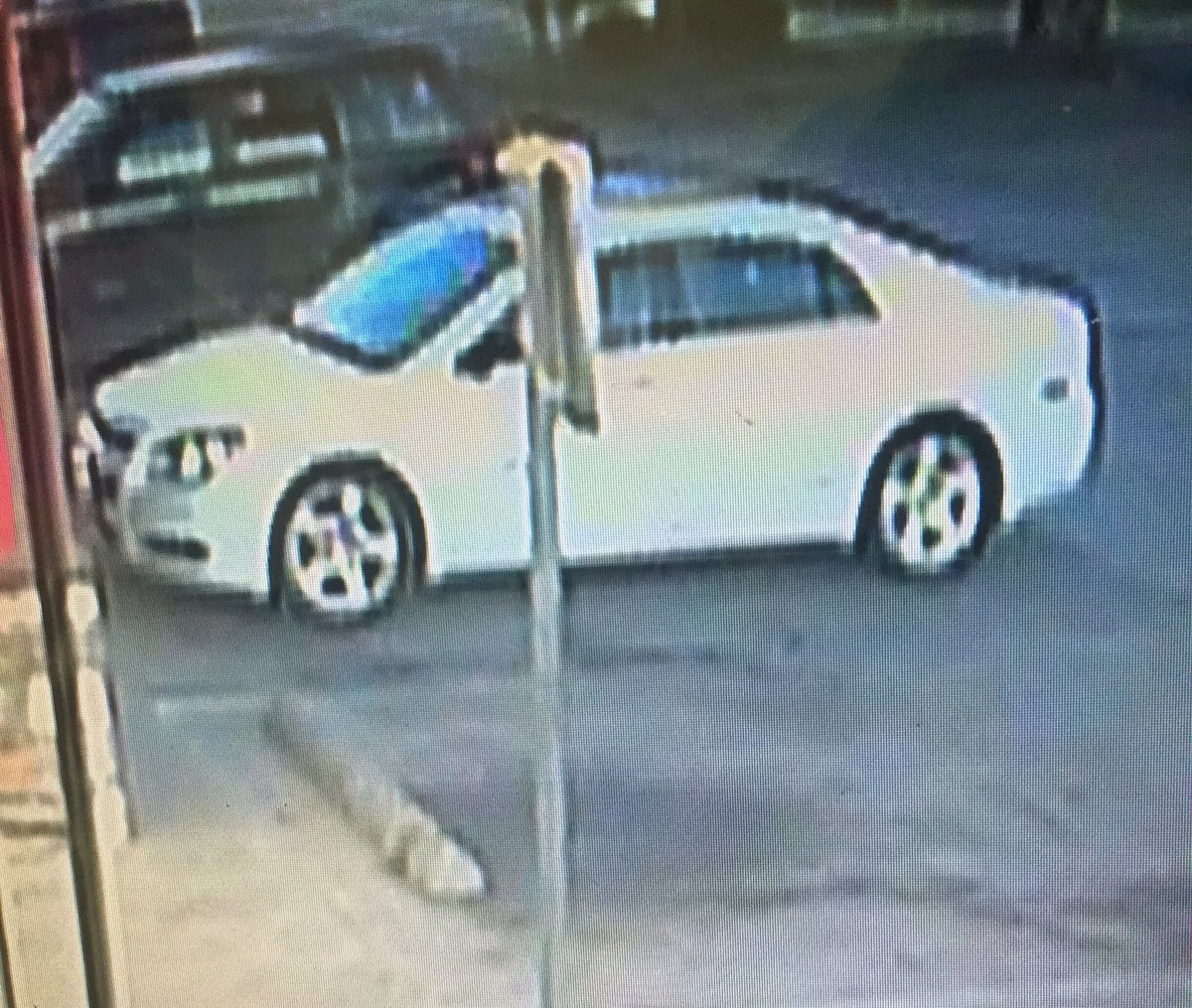 Shannon Murray On Twitter Police Are Looking For This White Chevy