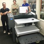 Image for the Tweet beginning: AGS installed 2 PlateWriter 3600