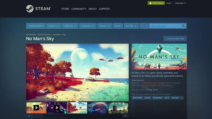 Valve Demands All Steam Game Images Are Real Screenshots https://t.co/uenVdpKQBk https://t.co/LZKwf3K5Zg