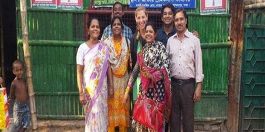 Kurzer Gruß aus #Dhaka von unserer Referentin D. Weiler, die unsere Projekte in #Bangladesch und #Indien besucht hat.https://t.co/QqVpPpPiM1 https://t.co/D9jl0BcHhA