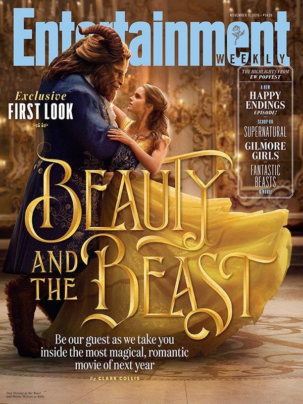 Be our guest for an exclusive first look at @Disney's magical and romantic live-action #BeautyAndTheBeast! https://t.co/jniafxmEpV 🌹