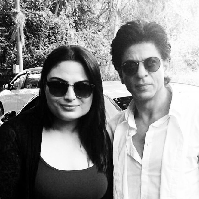 I haven't come across a person as charming and witty as you #HappyBirthdayKingKhan  I love you @iamsrk  wishing you a Golden year ahead https://t.co/qS7g3V0fUV