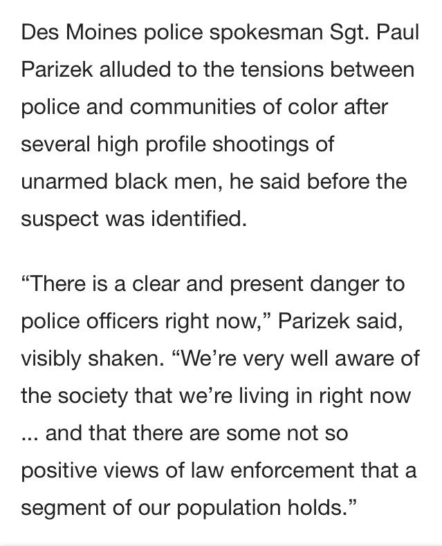 """BWWIK¯\_(ツ゚)_/¯ On Twitter: """"DesMoines Police Insinuated"""