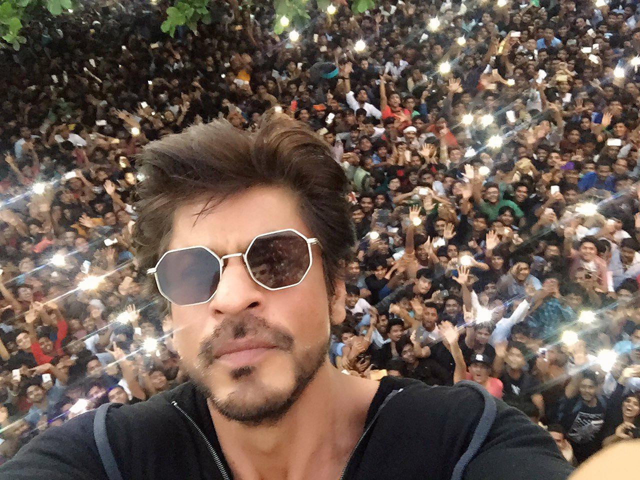 Thumbnail for Happy 51st Birthday Shah Rukh Khan!