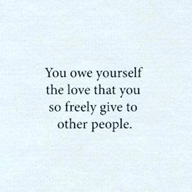 Glennon Doyle On Twitter Truth Golden Rule Love Yourself As You