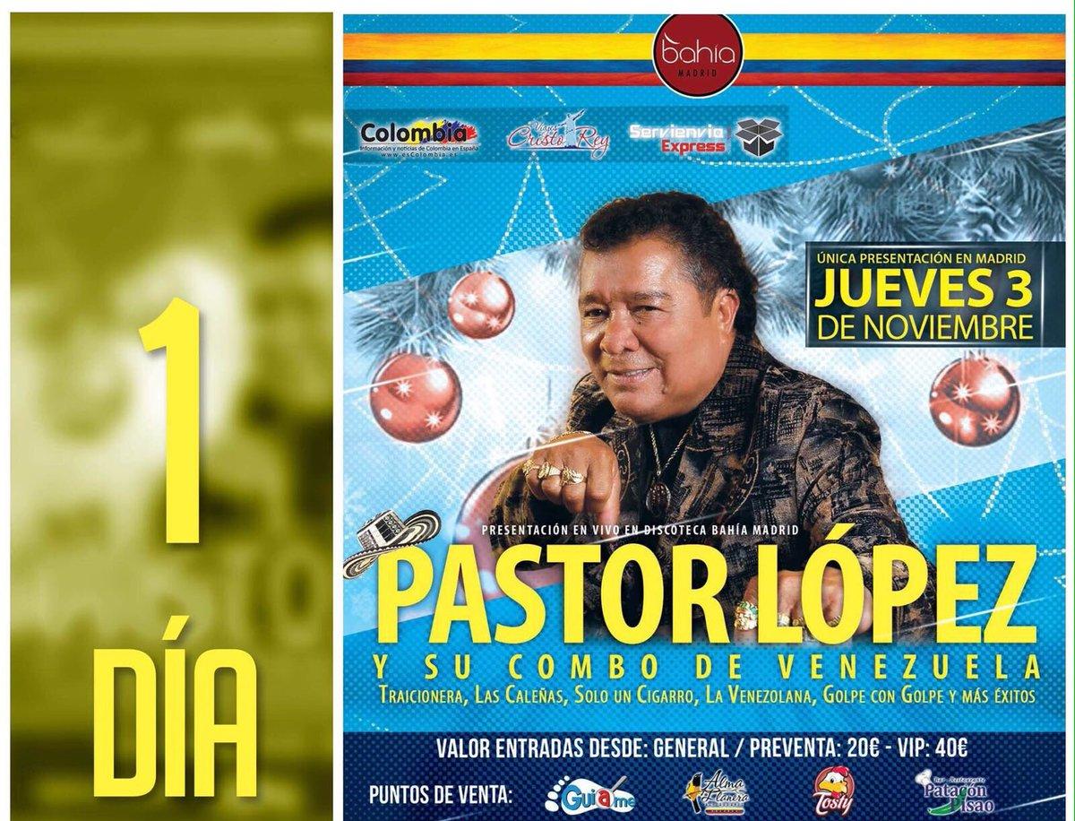 Pastor López Y Su Combo - Cariñito Sin Mi