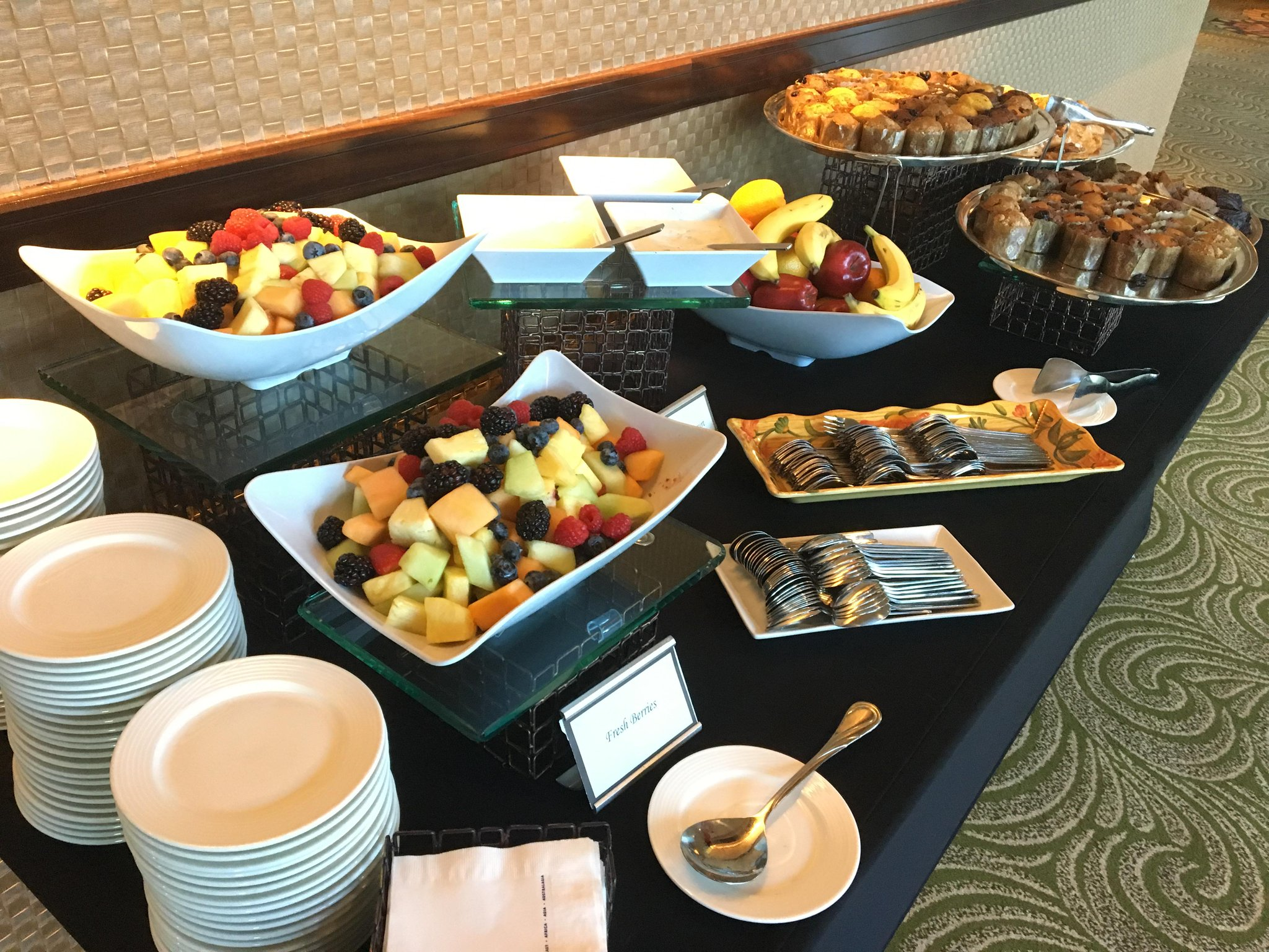 #Breakfast for @Debtwire's Distressed Energy Forum in Houston. #DWenergy16 Missed out? More events here: https://t.co/Hb4e0qI1g9 https://t.co/UgDnDfqEhy