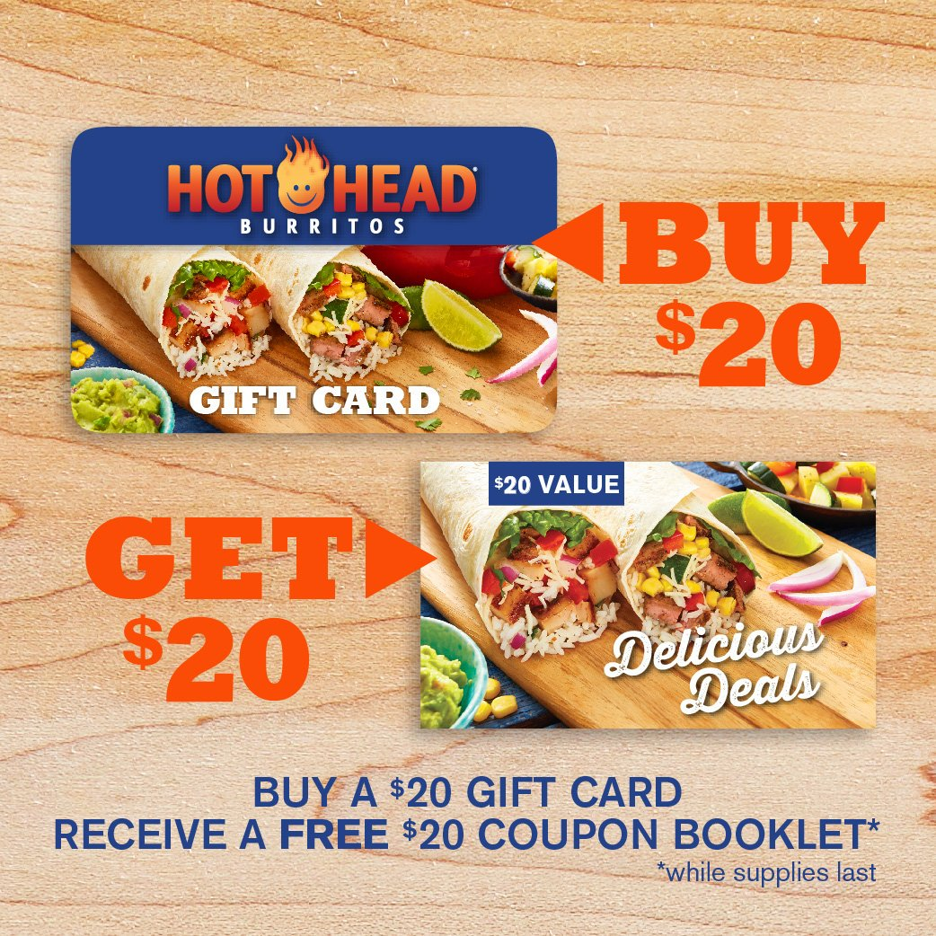 Hot head coupons