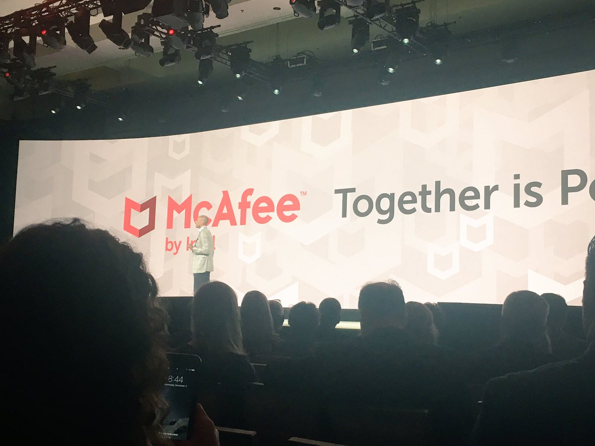 Sarah Kuranda On Twitter Mcafee Unveils New Logo For The First