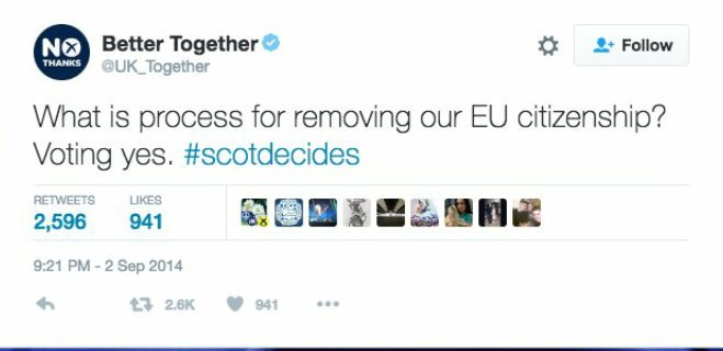#neverforget #brexit #indyref2 https://t.co/amq2O3zwkU