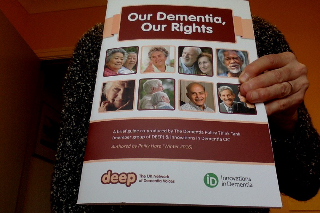rights and dementia It is widely recognized that people living with dementia are frequently denied  their human rights both in the community and in care homes in many countries.