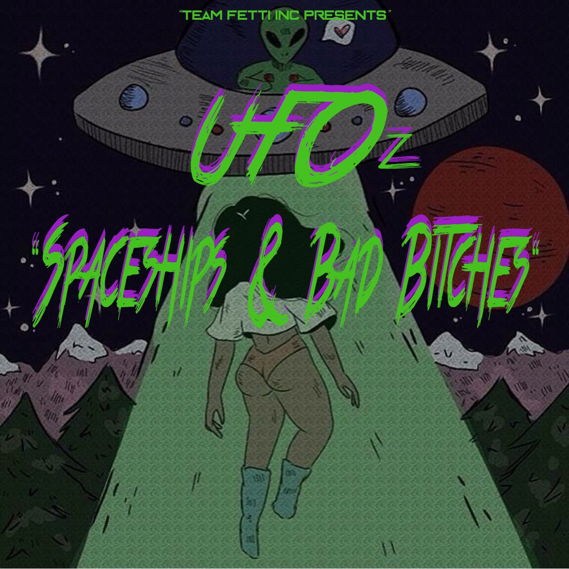 UFOz will b dropping new music any day now!!! https://t.co/O0atjC3jrg