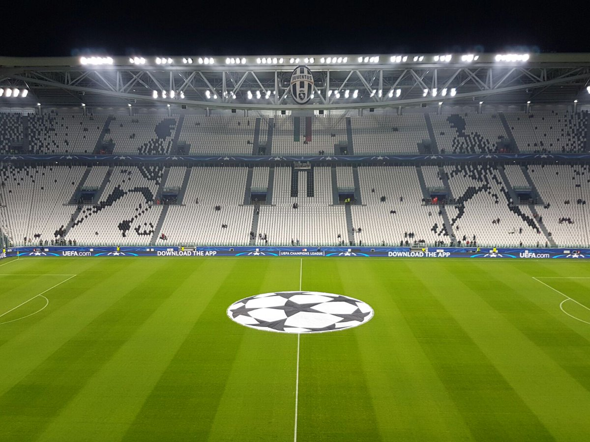 13+ Juventus Stadium Night