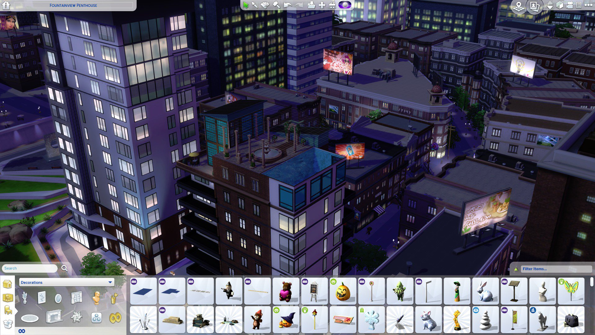 Infinity Pools Penthouses The Sims Forums