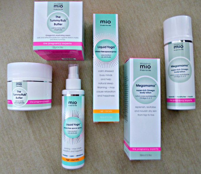 Brands we love mamamio pregnancy skincare