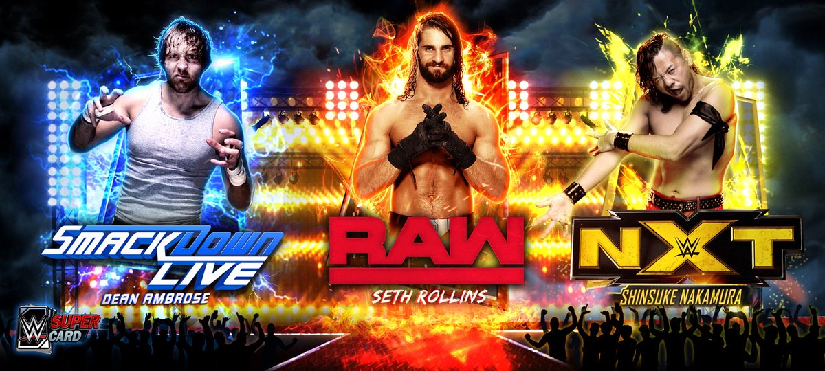 Wwe Supercard On Twitter Season 3 Features Three New Tiers Each