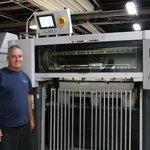 Image for the Tweet beginning: New Jersey Printer Starnet Retrofits