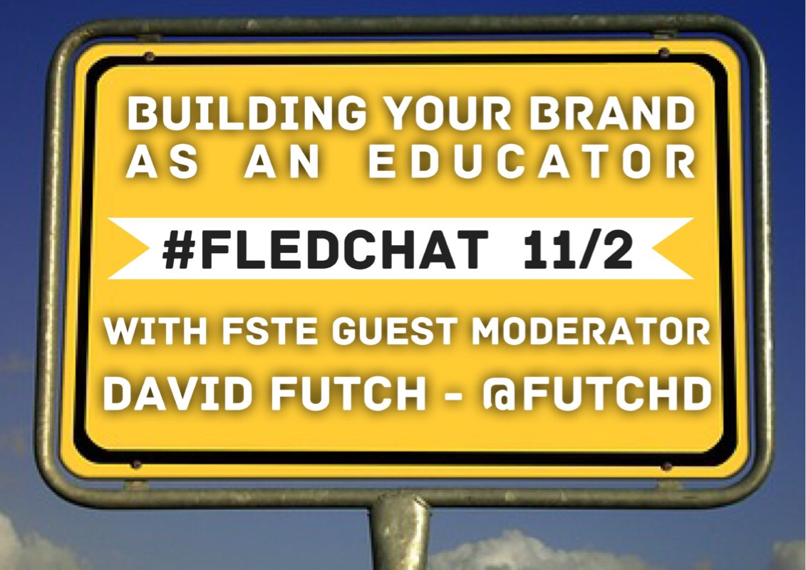 The time has come! #FLedChat is getting started! How many @fstenet members are here tonight? Excited to be partnering for this great chat! https://t.co/JcRUVn3iLZ