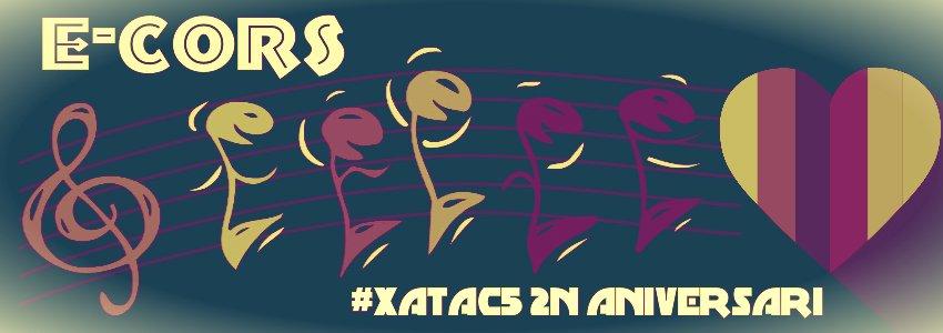 Thumbnail for 2 ANYS DEL @XaTac_5 compartint aprenetatges i construint Xarxa per la formació no formal dels docents