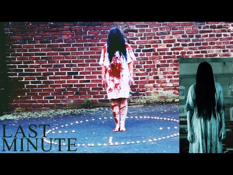 THE RING INSPIRED HALLOWEEN TUTORIAL !!LAST MINUTE!! Zeitkultur