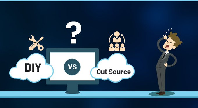 DIY VS Outsource? A BeginnersGuide to WebDevelopment