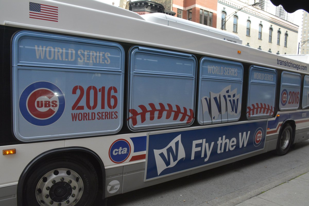 Cta On Twitter Quot Heading To Wrigleyville For The Cubs