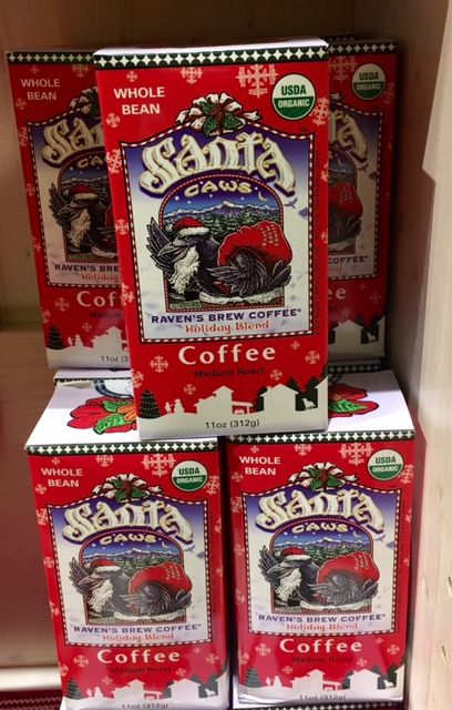 Caws For Celebration! Look what arrived from Raven's Brew Coffee!  #ravensbrew #habitat #santacaws <br>http://pic.twitter.com/vnk0QMpY1p