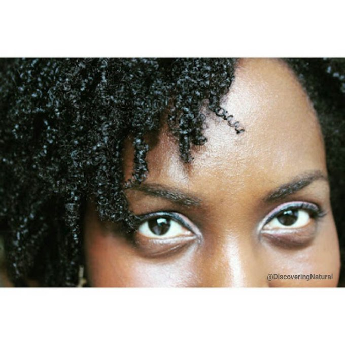 This TRICK will keep your naturalhair moisturized longer beautyhack hair haircare