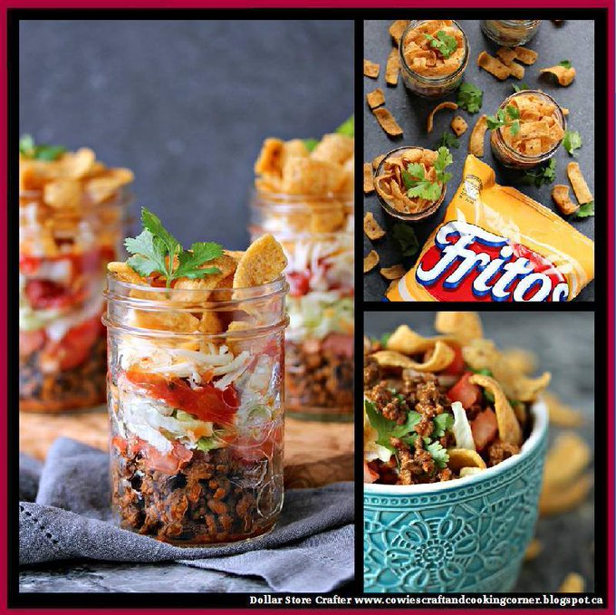 Mini FRITOS Taco SaladLINK>>