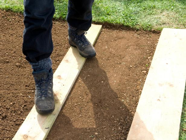 Learn why you should compact the soil before landscaping it. DIY