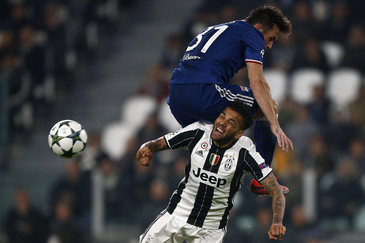 Video: Juventus vs Olympique Lyon