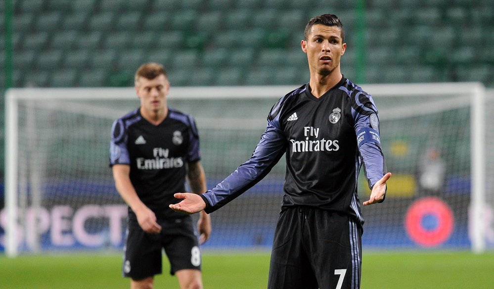 Video: Legia Warszawa vs Real Madrid