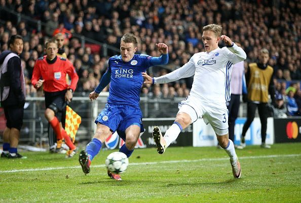 Video: Kobenhavn vs Leicester City