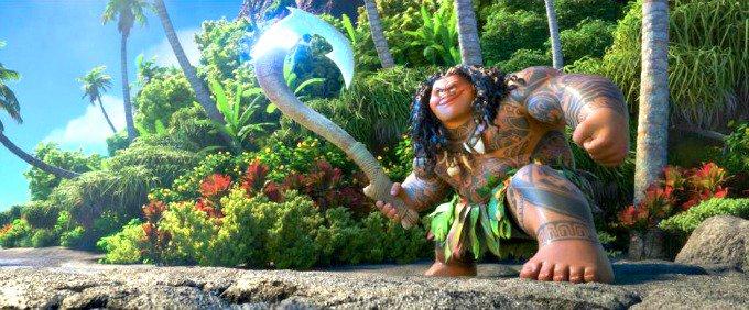 Meet #Moana's demigod Maui played by none other than @TheRock!  - https://t.co/7t98vAj4jr via @DesireeEaglin https://t.co/8zfwzixhKu
