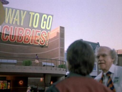 Thank god, were finally on the GOOD Back To The Future timeline!!! #WorldSeries #FlyTheW https://t.co/s97Jzf2yxi