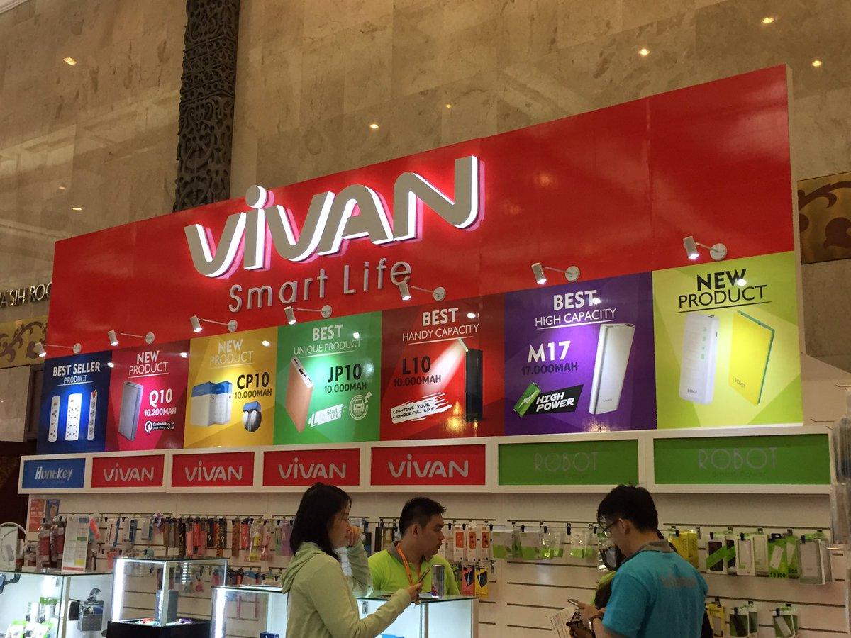 Hasil gambar untuk booth vivan